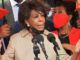 Maxine waters says Haitians are being racially abused because they are black