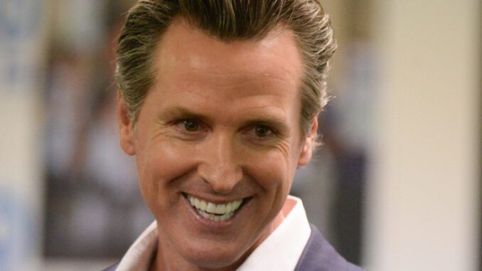 Gov Newsom warns Californians will die if he is recalled