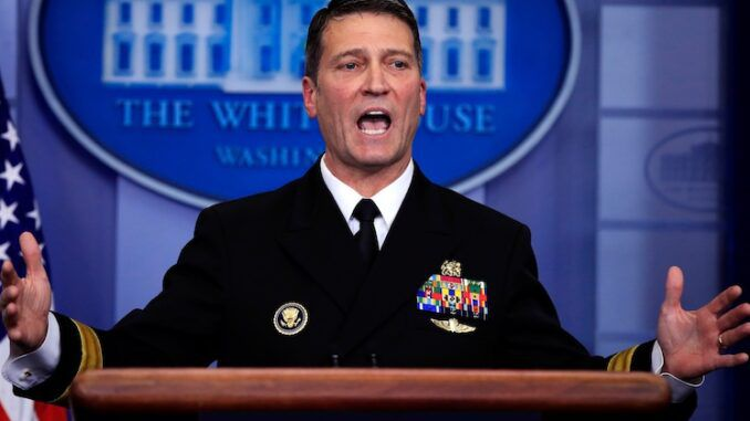 Obama's former White House physician calls for Gen. Mark Milley to be prosecuted for treason