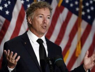 Senator Rand Paul calls on Americans to rise up and reject Biden's New World Order plan