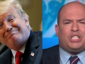 Brian Stelter says CNN became a crappy network in response to Trump