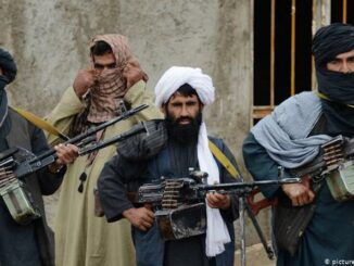 The Taliban murder pregnant woman in front of husband and kids during door-to-door executions