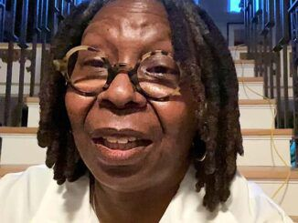 Whoopi Goldberg can't say the word 'white'