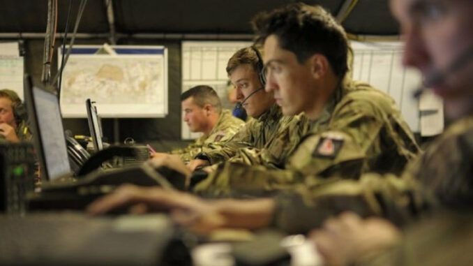 UK military personnel to begin spying on social media to detect citizens' thought crimes