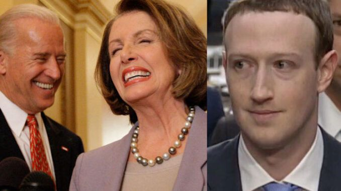Democrats using 'whistleblower' as trojan horse to take control of Facebook and censor conservatives