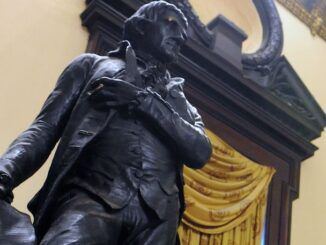 Radical New York City Democrats have voted to evict Thomas Jefferson, the author of the Declaration of Independence and the third President of the United States.