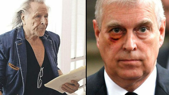 Prince Andrew's friend Peter Nygard charged with running massive elite pedophile ring